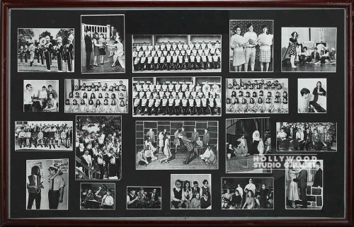 40x64 High School Sports Collage