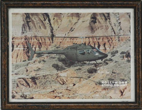 11x13 Color Photo/US Helicopter