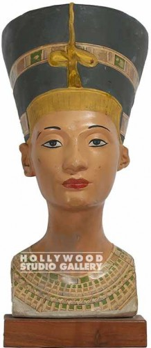 "13"" Egyptian Head"