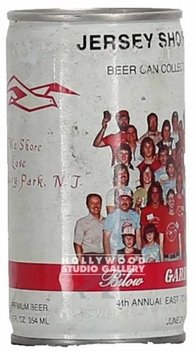 "5"" JERSEY SHORE BEER CAN"