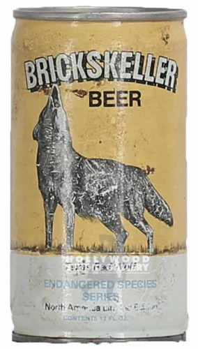 "5"" BRICKSKELLER BEER CAN"