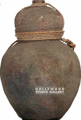 "14"" Jug With Rope"