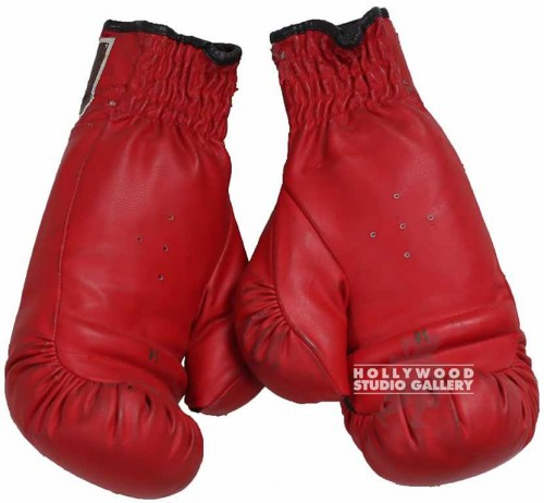 14 PAIR RED EVERLAST BOXING GLOVES