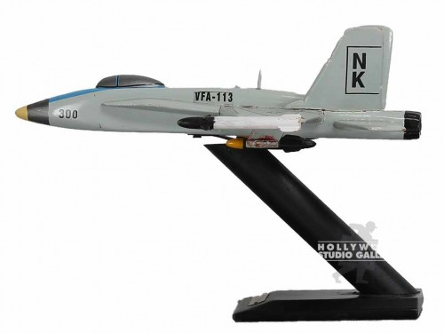 "12"" F/A-18 HORNET MODEL AIRPLANE"