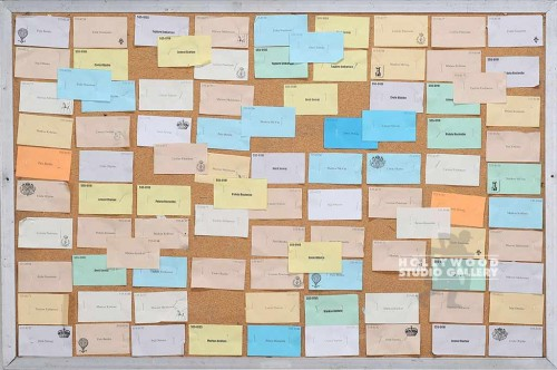 2x3 Bulletin Board/Business Cards
